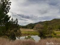 Lembah ini begitu cantik hingga bikin semua tentara sekutu penasaran. (Hari Suroto/Istimewa)