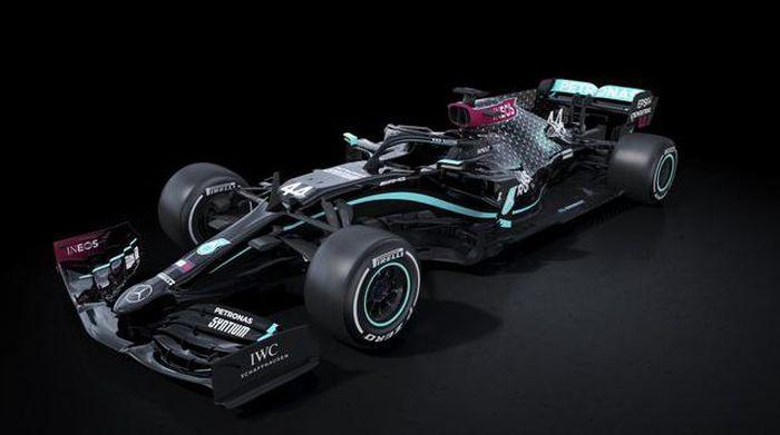 mercedes w11 formula 1 2020 f1 2020