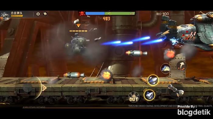 Bila kalian merindukan game lawas seperti Metal Slug, maka ini kabar baiknya. Tencent akan menghadirkan game run and gun tersebut yang bisa dimainkan di smartphone.