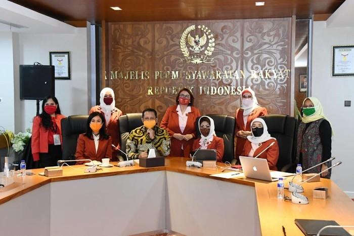 MPR dan Komnas Perempuan