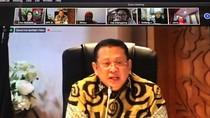 Diskusi Virtual di Hari Keluarga Nasional