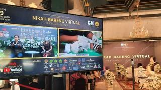 Bisnis Kondangan Virtual Kala Pandemi, Cuannya Ratusan Juta!