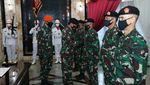 Panglima TNI Terima Penyerahan Jabatan Dankoopssus
