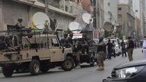 Sekelompok Pria Bersenjata Serang Bursa Efek Pakistan, 6 Orang Tewas