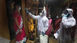 Nyaris 800 Ribu Orang Telah Terinfeksi Virus Corona di India
