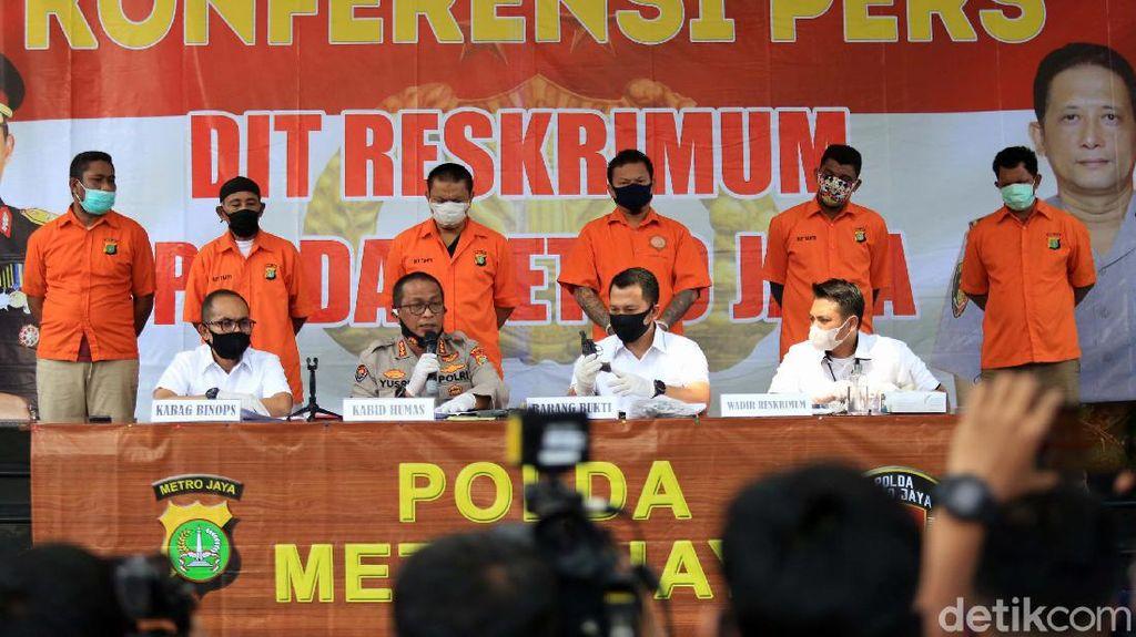 Polda Metro Jaya Kembali Tangkap DPO Kawanan John Kei