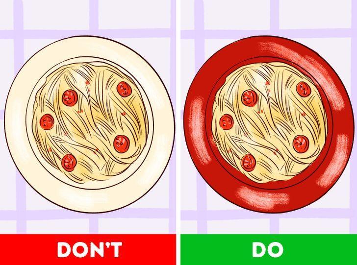 7 Trik Untuk Batasi Porsi Makan
