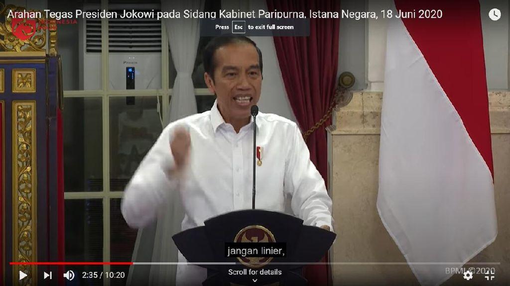 Membaca Amarah Jokowi dari Kacamata Pengamat, Perlukah Reshuffle?