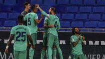 Real Madrid Puncaki Klasemen Liga Spanyol