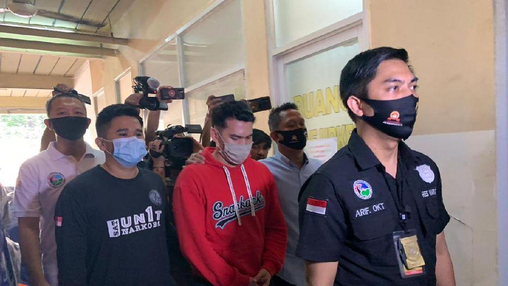 Pemasok Sabu ke Artis Ridho Ilahi Sudah Diketahui, Polisi: Besok Kita Tangkap