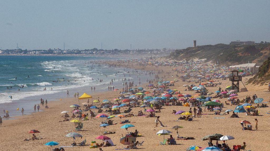 Spanyol Alami Suhu Panas Ekstrem, Tembus 43 Derajat Celcius