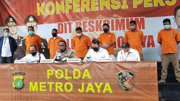 Sudah 39 Tersangka Ditangkap Polisi Terkait Kasus Penyerangan John Kei Cs