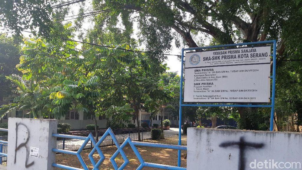 SMA/SMK Prisma Serang Tutup, Yayasan Pilih Jual Bangunan Sekolah