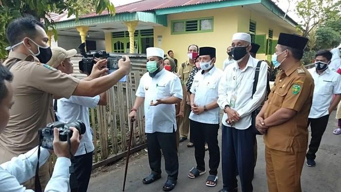 Wali Kota Bengkulu Helmi Hasan mengeluarkan SE tentang tata cara menggelar acara pernikahan (dok Istimewa)