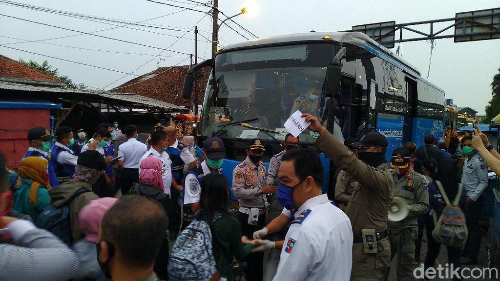 Minim Bus Gratis di Stasiun Bogor, BPTJ Buka Kemungkinan Ada Rute Reguler
