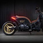 Yamaha TMAX Ditelanjangi Jadi Lebih Langsing