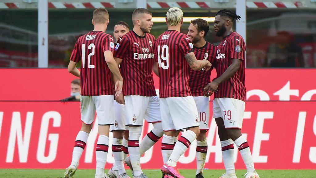 Hadapi Juventus, Milan Tak Boleh Tampil Biasa-biasa Saja