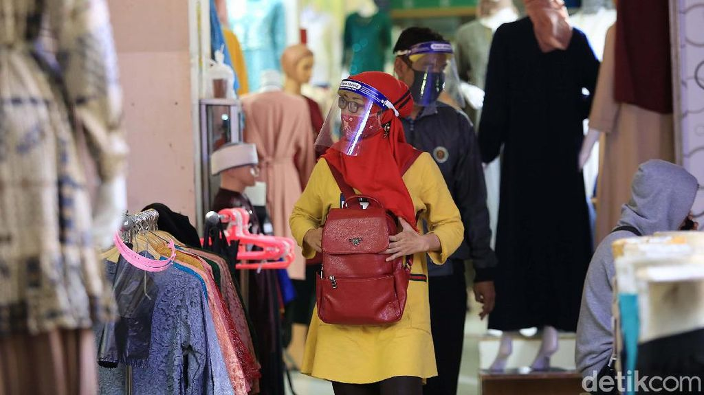 Pengelola Tunggu Arahan PD Pasar Jaya soal Penutupan Blok A-B Tanah Abang