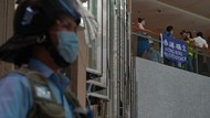 Kabur Saat Hendak Dikarantina di Hong Kong, Pria Korsel Ditangkap