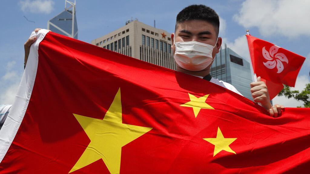 Keras Kepala China saat UU Keamanan Hong Kong Dikritik Dunia