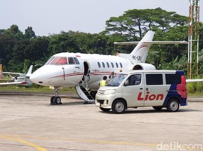 Bagaimana Merawat Jet Pribadi Tunggangan Para Crazy Rich?