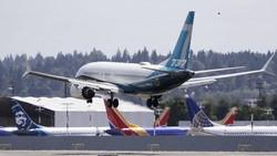 Penerbangan Boeing 737 Max Molor Lagi
