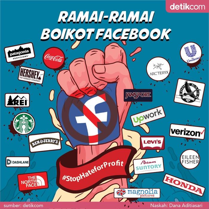 boikot fb facebook