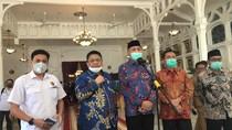 Kepala BPH Migas Bertemu Plt Gubernur Aceh Bahas BBM dan Gas