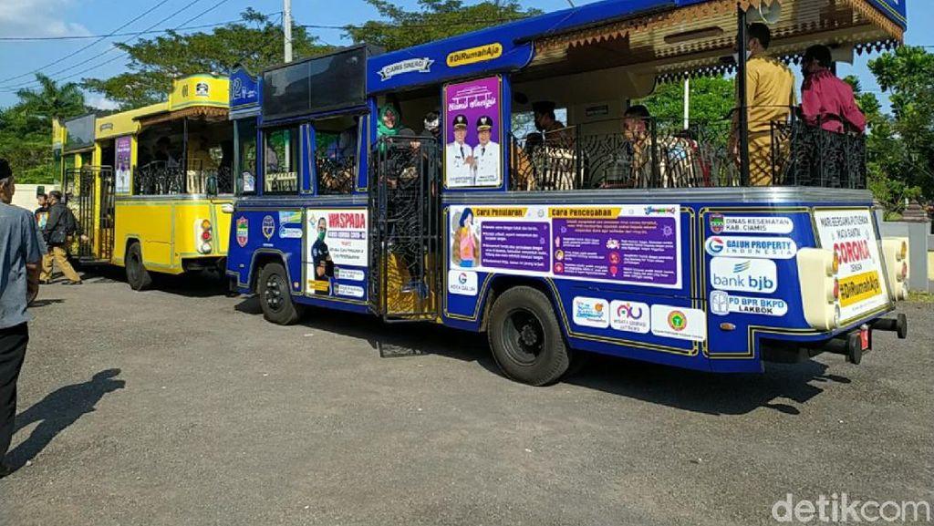 Kabar Gembira, Bus Wisata Gatrik Ciamis Kembali Beroperasi 1 Juli