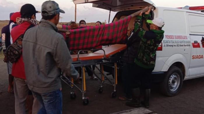 Dua penjala ikan ditemukan tewas di perairan Sukabumi