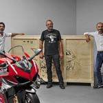 Ini Orang Pertama di Dunia yang Miliki Ducati Superleggera V4 Edisi Terbatas