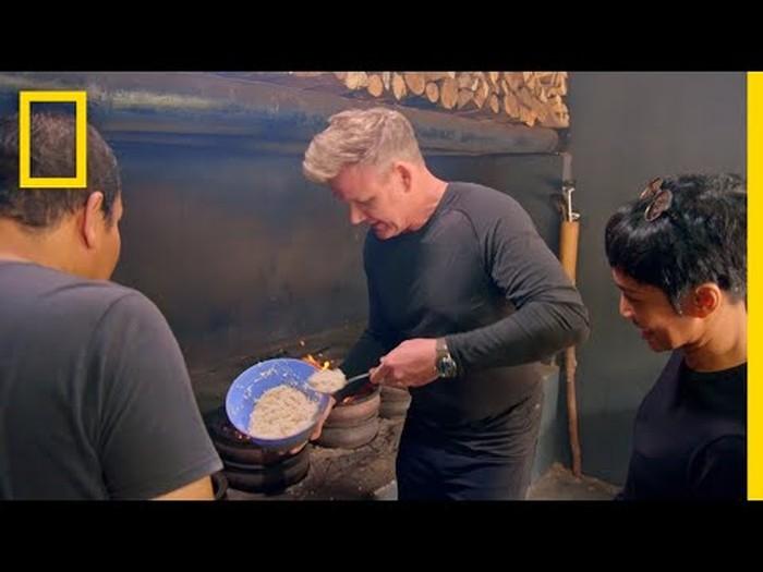 Gordon Ramsay Uncharted di Sumatera Barat
