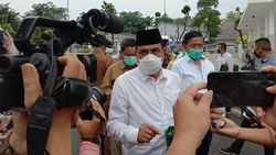 Corona di Sumut Jadi Atensi Jokowi, Gubsu Edy: Di Sini Terkendali
