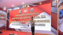 Kapolda Kalsel: Korporasi Sengaja Bakar Hutan Kami Bawa ke Ranah Hukum!