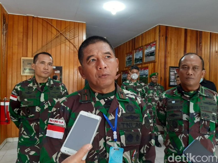 Jelang 1 Juli, Danrem Merauke Cek Kesiapan Pasukan di Timika