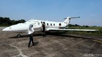 Intip Fasilitas Jet Pribadi yang Punya Tarif Terbang Bombastis