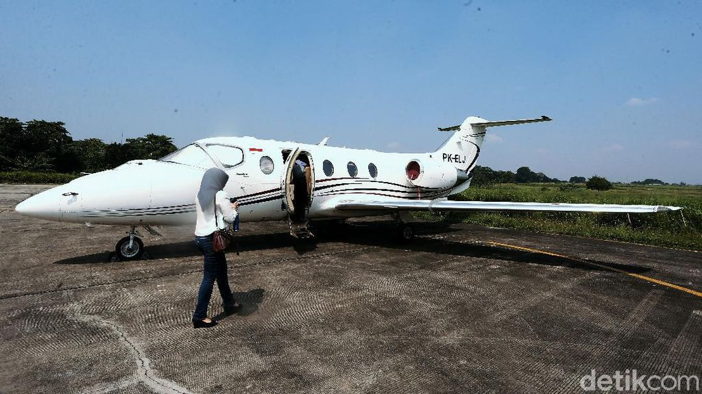 Siapa yang Biasa Wira-wiri Pakai Jet Pribadi?