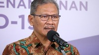 Lepas Dirjen, Achmad Yurianto Jajal Peruntungan Jadi Dewas BPJS Kesehatan