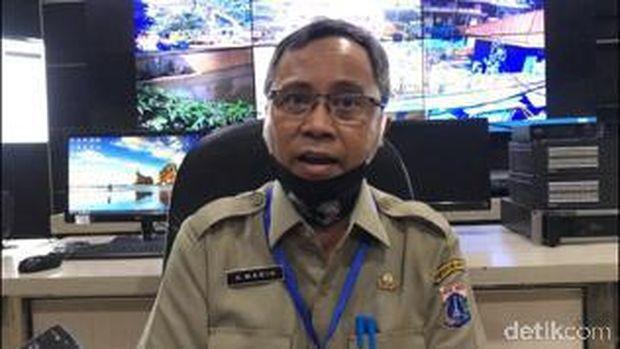 Kepala Dinas Lingkungan Hidup (DLH) DKI Jakarta, Andono Warih