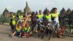 Keren! Sepeda Ini Diolah dari Limbah Kayu Lho