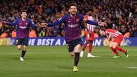 Ada Messi, Barcelona Masih Mungkin Juara Liga Champions