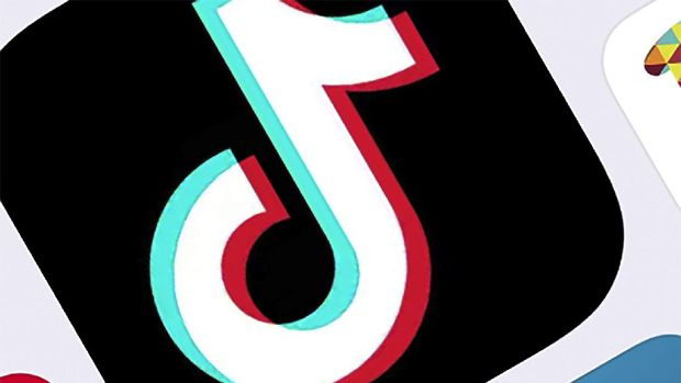 FILE - This Feb. 25, 2020, photo shows the icon for TikTok taken in New York. India is banning 59 apps with Chinese links, saying their activities endanger the country's sovereignty, defense and security. India's decision comes as its troops are in a tense standoff with Chinese soldiers in eastern Ladakh in the Himalayas that started last month. India lost 20 soldiers in a June 15 clash. The government says the banned apps include TikTok, UC Browser, WeChat and Bigo Live, as well as the e-commerce platforms Club Factory and Shein, that are used in mobile and non-mobile devices connected to the Internet.(AP Photo, File)