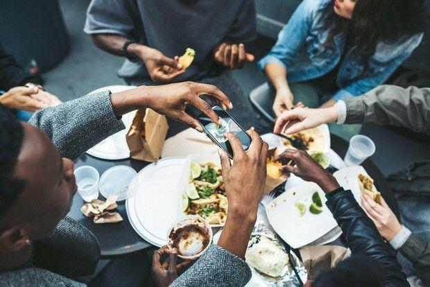 Millennial Paling Banyak Buang Makanan