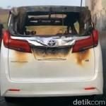 Mobil Terbakar Tak Dicover Asuransi, Berapa Kerugian Via Vallen?