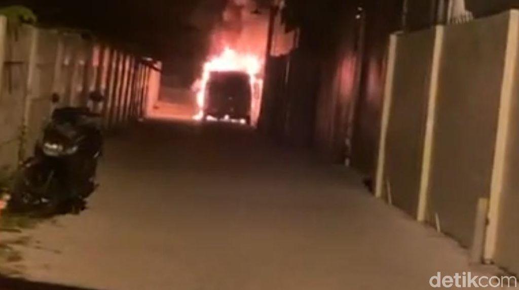 Pembakar Mobil Via Vallen Terancam 12 Tahun Penjara