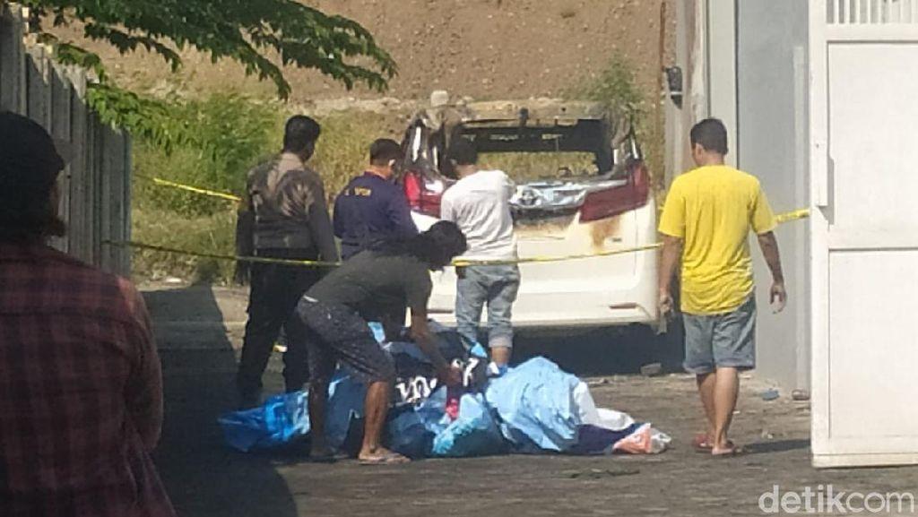 Alphard Via Vallen Diduga Sengaja Dibakar, Terduga Pelaku Ditangkap