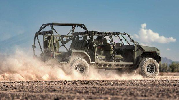 GM terima kontrak bikin mobil angkatan darat Amerika Serikat