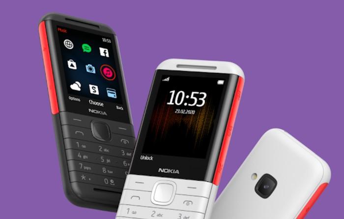 Nokia 5310 Reborn