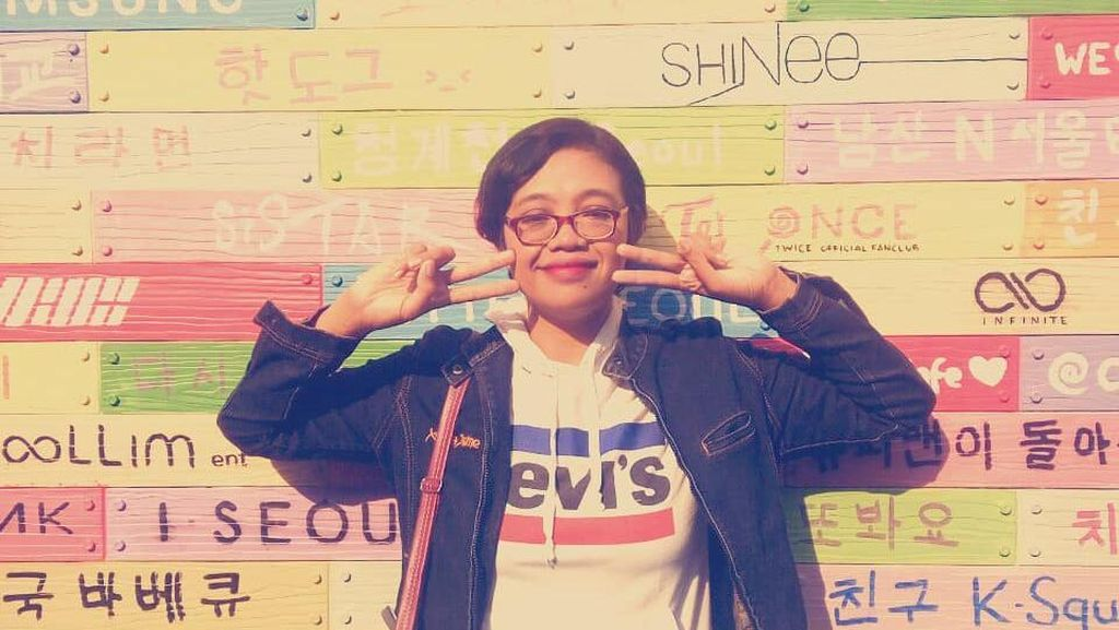 Cerita ARMY Indonesia Ruwi Meita soal BTS Ubah Hidupnya