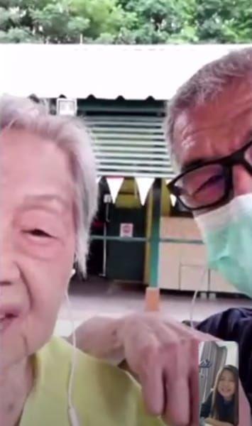 Pasien Corona Tertua di Singapura Ini Pesta Durian Usai Sembuh